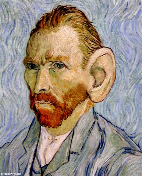 van gogh ear van gogh paintings pictures freaking news