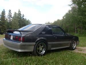 1987 Ford Mustang 1987 Ford Mustang Pictures Cargurus