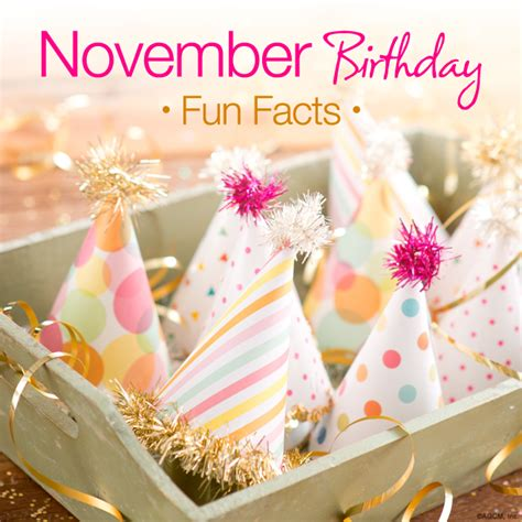 November Birthday Cards Birth Month Fun Facts Archives American Greetings Blog