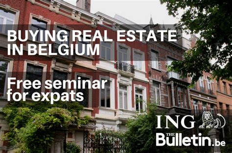 Buying A House Five Tips On Buying A Home In Belgium The Bulletin