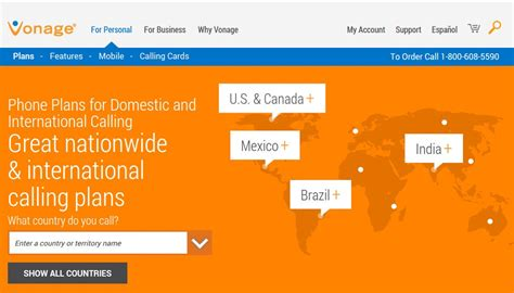 vonage login account sign in customer service