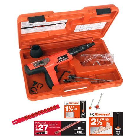 Ramset Cobra  Combo Kit 16953   The Home Depot