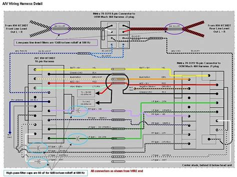jvc kd g210 wiring diagram electrical schematic