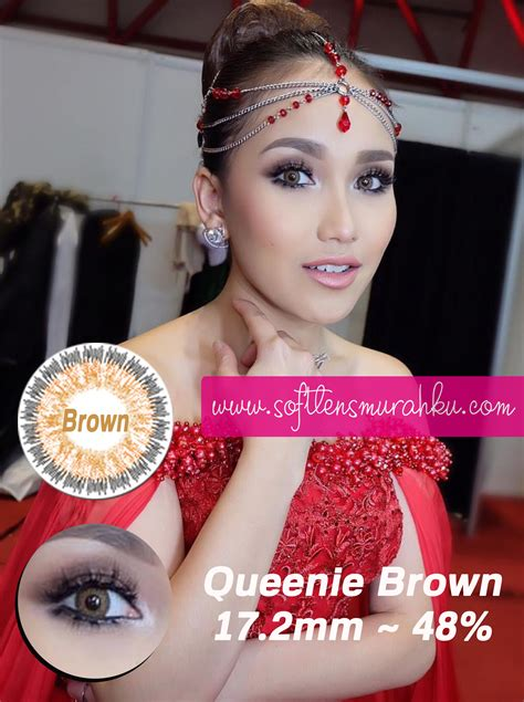 Softlens Queenie by Jual Softlens Queenie Free Ongkir Softlensmurahku