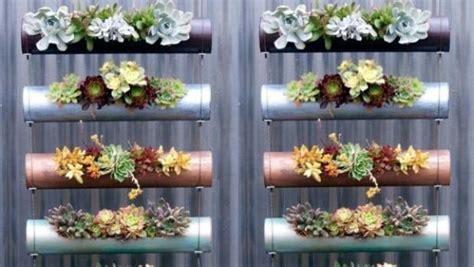 Edible Vertical Garden A Vertical Garden Made With Gorgeous Succulents
