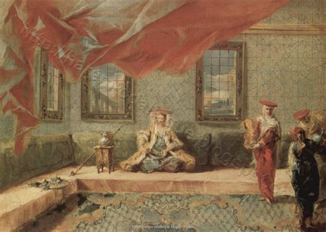 Harem And Odalisque Paintings September 2011