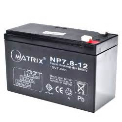 Batery Ups ups battery 7 8ah 12v matrix