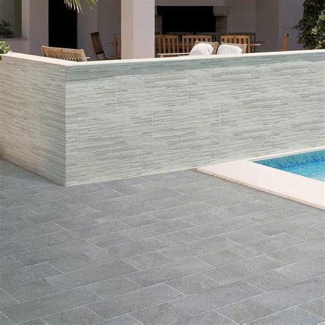 pavimenti esterni gres porcellanato pavimento rivestimento esterno barge grigio 21 6x21 60 cm