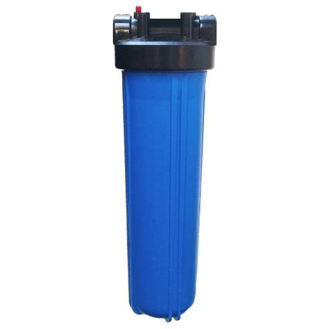 Filter Housing by Big Blue Jumbo 20 Quot Water Filter Housing With 1 Quot Bsp Ports