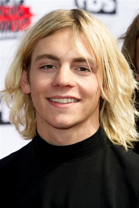ross lynch new hairstyle is ross lynch brewing up a new television project twist