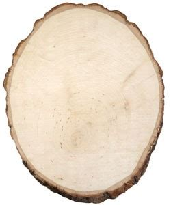 Basswood Round Extra Large Approx 11 Quot To 12 Quot