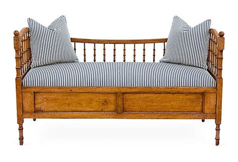 bamboo daybed vintage bamboo style daybed sofas pinterest