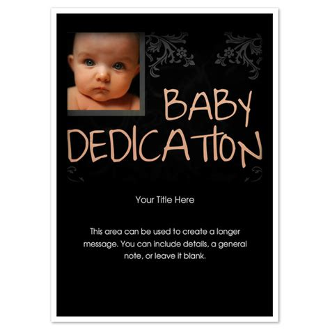 Baby Dedication Invitations Cards On Pingg Com Baby Dedication Card Template