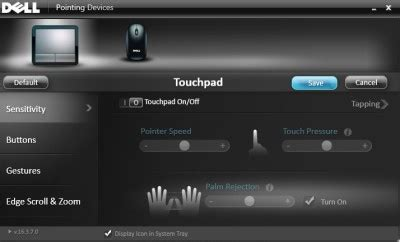 how to disable laptop touchpad in windows 10/8/7