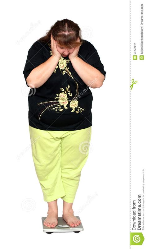 how to photograph heavy women women with overweight scales stock photo image 4358932