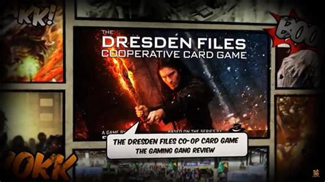 Magical Misfire a magical misfire the dresden files cooperative card