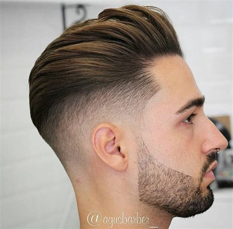 Hairstyles For Long Hair Round Face Man | mens hairstyles for thick hair round face with agusbarber