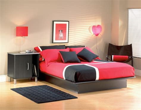 complete bed south shore step one full platform bed 54 quot in pure black by oj commerce 3070234