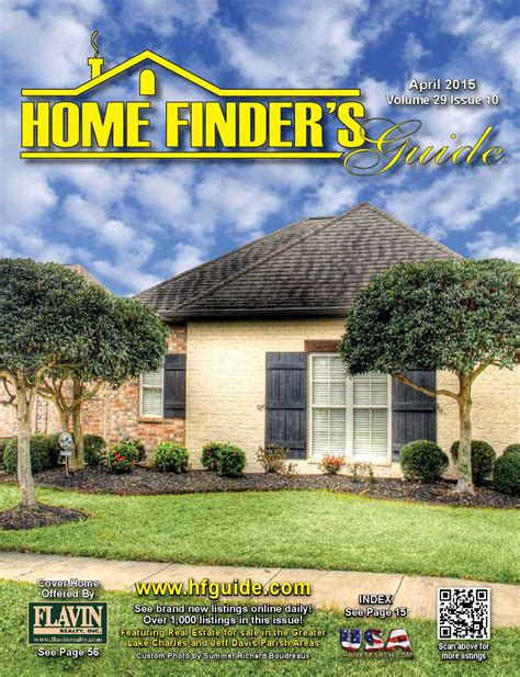 issuu april 2015 home finder s guide by sheldon caple