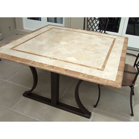 Travertine Patio Table Travertine Patio Table Travertine Indoor Outdoor Coffee Table By Ten10 For Sale At 1stdibs