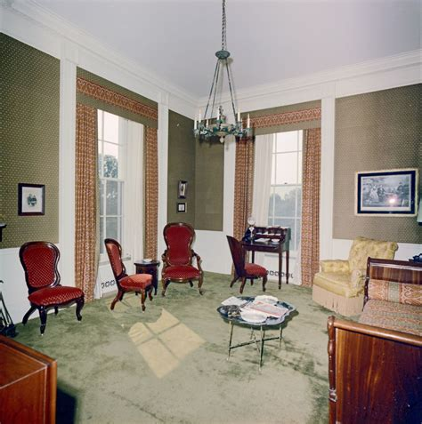 lincoln room kn c29759 lincoln sitting room white house f kennedy presidential library museum