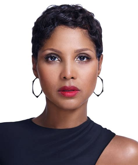 Toni Braxton Hairstyles by Toni Braxton Talks About The Tough Times And Lifetime