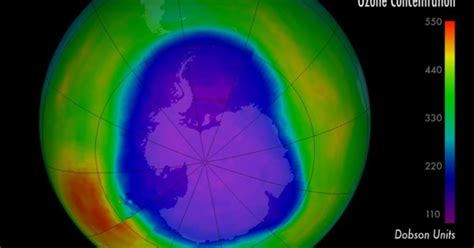 Sodet Kayu No 9 Ozone humans are destroying the ozone layer again