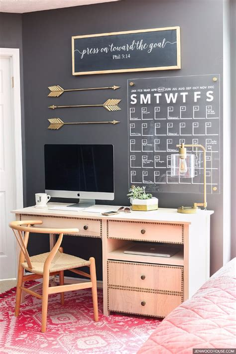 home office decor ideas 17 exceptional diy home office decor ideas with tutorials