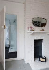 White Wall Fireplace by White Brick Fireplace Memes