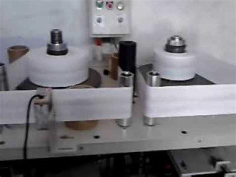 top label rewinder winder rewinder with bach coading machine youtube