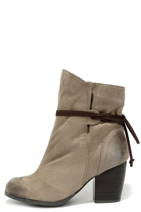 slouchy ankle boots taupe boots slouchy boots ankle boots 36 00