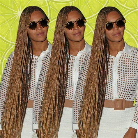 beyonce braids hairstyles top 4 trendy hairstyles of summer 17 did you rock one