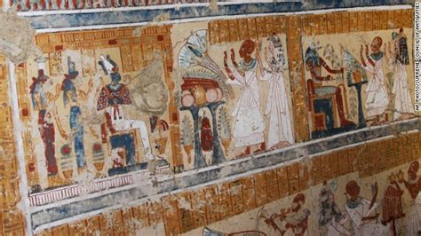 Tomb Of Ancient Egypt S Beer Maker To Gods Of The Dead