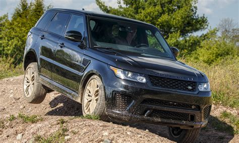 land rover svr white 2015 land rover range rover sport svr first drive review
