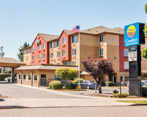 Comfort Inn Suites Portland Airport In Portland Or