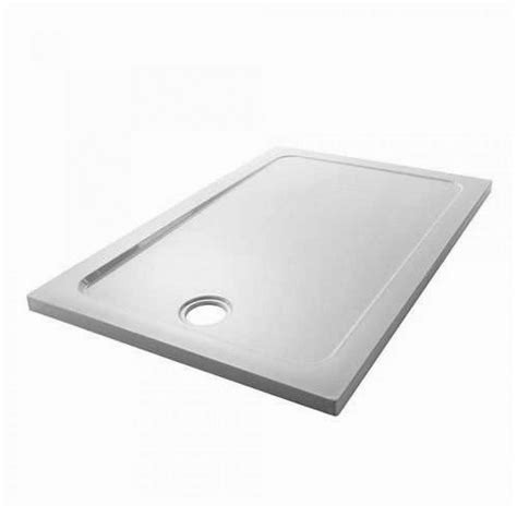 shower tray mira flight low rectangle shower tray with waste uk