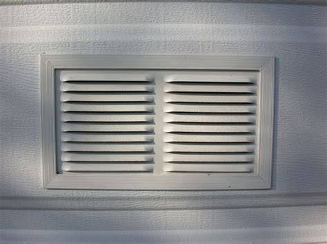 Garage Door Vents by Sunkist Villas Architectural