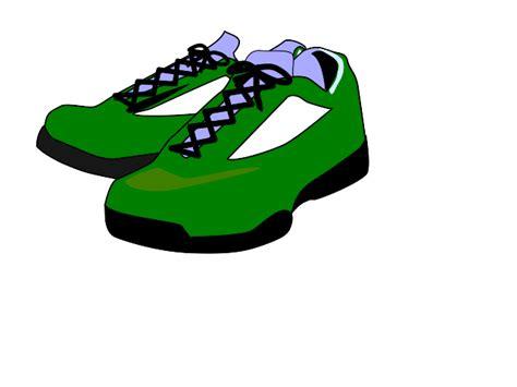 clip tennis shoes cliparts co