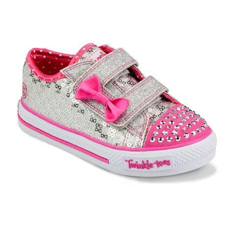 skechers kids light up shoes easy shop disney pink princess light up athletic shoes