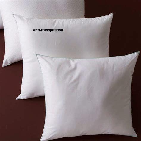 oreillers anti transpiration oreiller anti transpiration literie acheter ce