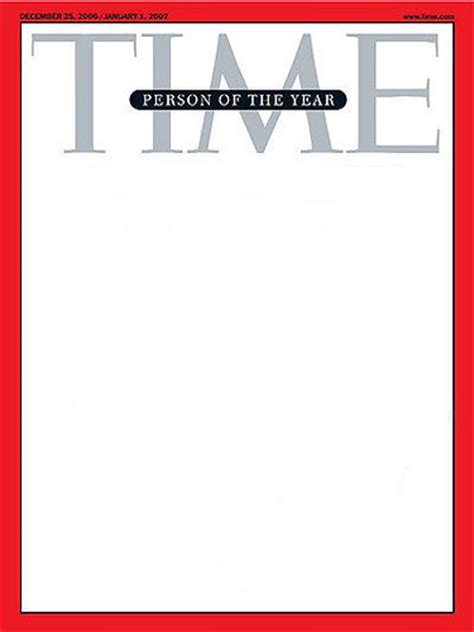 time magazine person of the year cover template you are the person of the year make your own time person