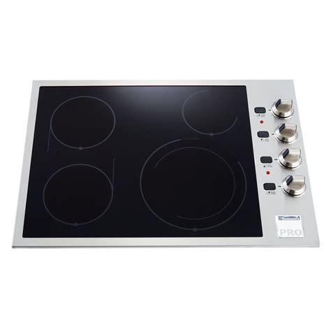 kenmore pro 30 quot electric cooktop 4055 appliances