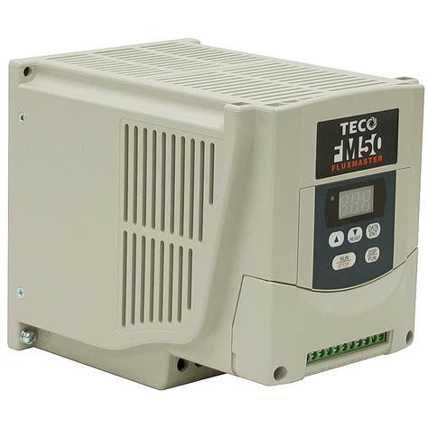 Ac Teco 3 hp teco vfd 230 volt ac 1 ph 3ph input 3ph output teco