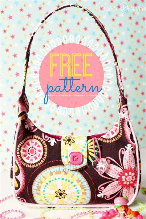 Purse Freebie Im A Herman Bag by Free Sewing Pattern S Purse Fynes Designs Fynes