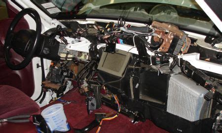 ford f150 heater core swap, part 2 | toolmonger
