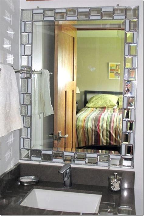 update  bathroom   diy mirror bathroom mirrors
