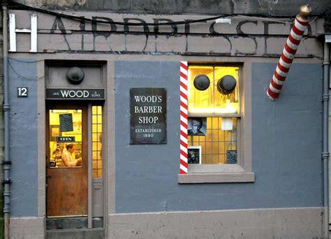 barber s edinburgh james wood sons barber s shop 12 drummond street