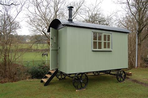 Shed On Wheels by Shepherd S Hut Or Sheds On Wheels Wagons A Stove