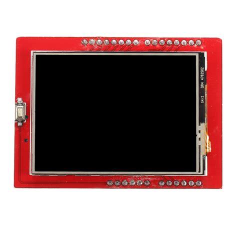 Arduino Uno Ic Smd 328p R3 geekcreit uno r3 atmega328p board 2 4 inch tft lcd