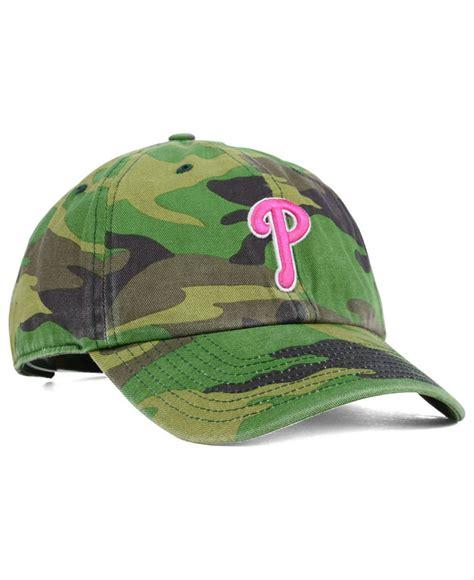 47 brand s philadelphia phillies clean up cap in